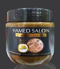 Facial Scrub Gold