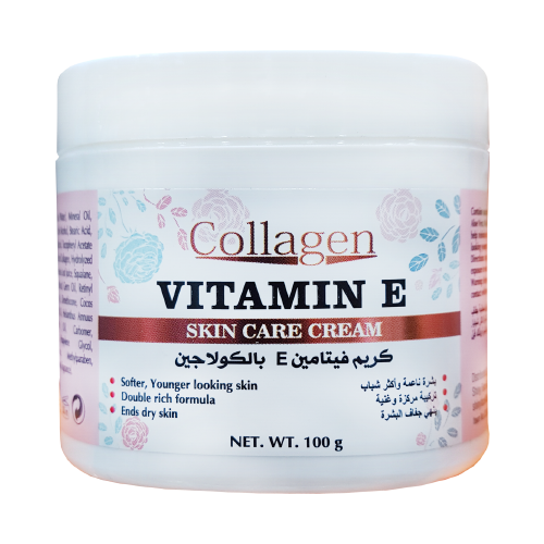 Collagen & Vitamin E Skin Care Cream