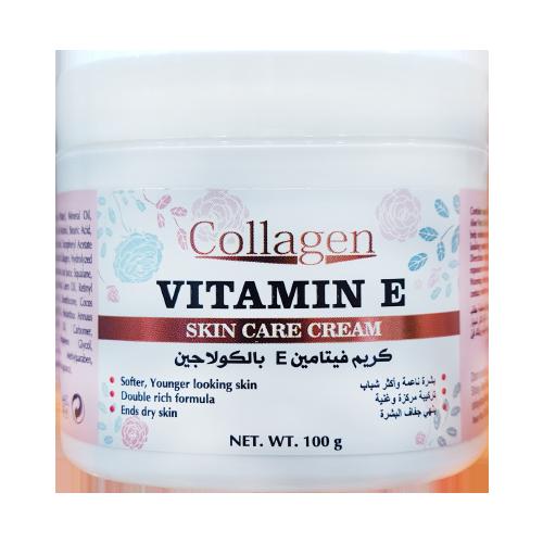 Collagen & Vitamin E Skin Care Cream