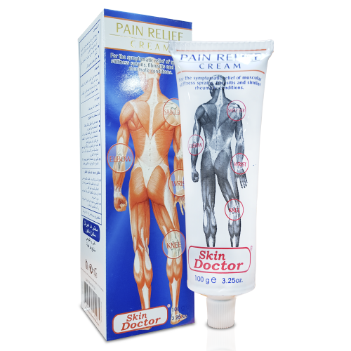 Krem per dhimbjet muskulare - Pain Relief