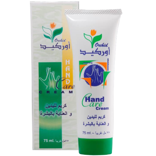 Orchid Hand Care Cream
