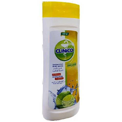 CLiNiCO Shampo Trupi Dermatologjike me Limon Jeshil