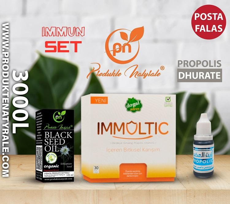 Immun Set + Propolis Dhurate