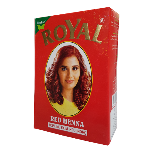 Red Royal Henna