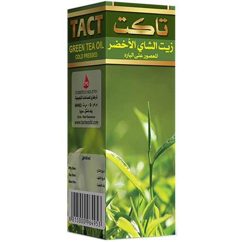 Vaj i Cajit te Gjelber nga Tact