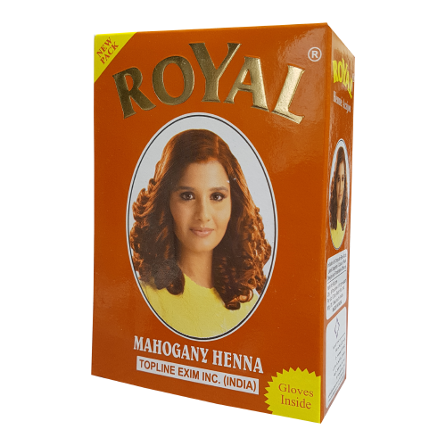 Royal Henna - Ngjyre Tulle