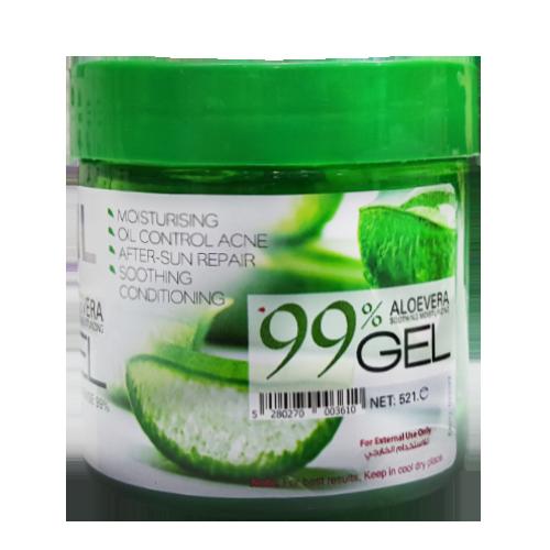 Aloe Vera Xhel 99%