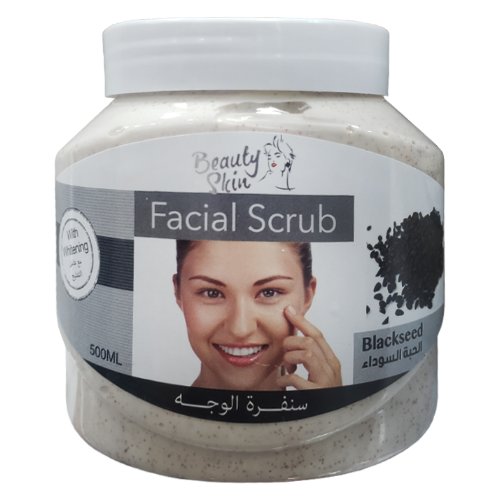Beauty Skin Scrub per Fytytren me ekstrakte te Fares se Zeze
