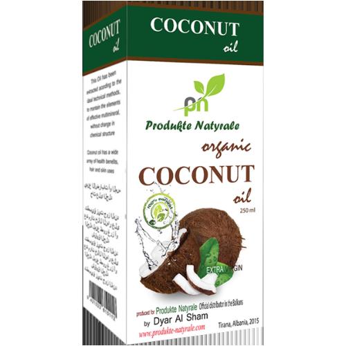PN Vaj Organik Arre Kokosi 250 ml