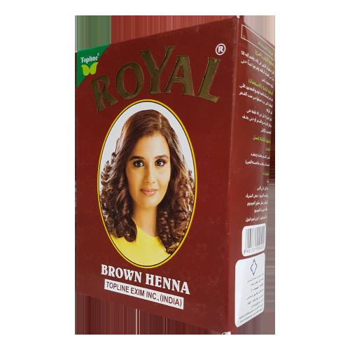 Brown Royal Henna
