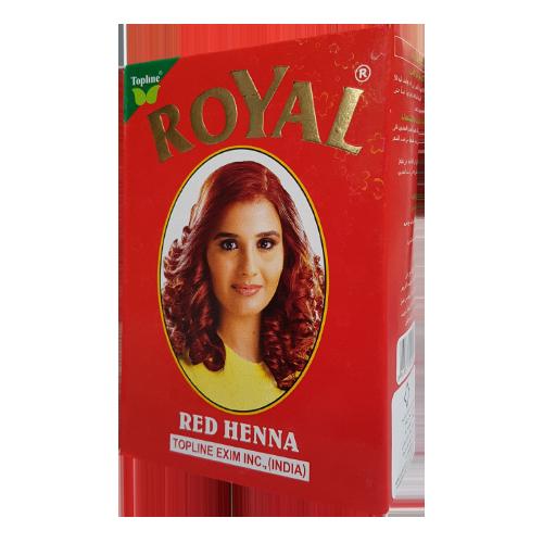 Red Royal Henna
