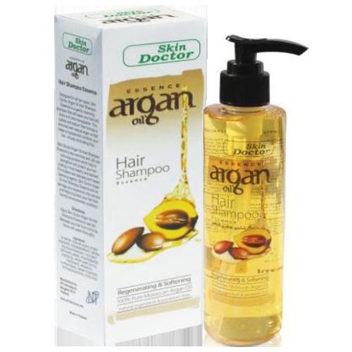 Skin Doctor Shampo me Vaj Argani