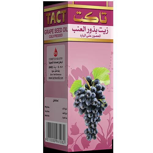 Vaj i farave të rrushit nga Tact