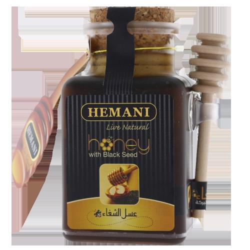 Mjalt i Farës së Zezë nga Hemani